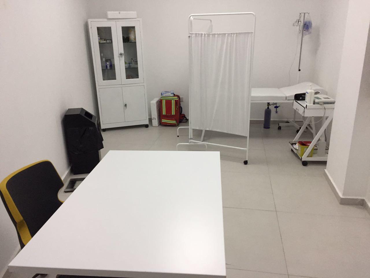 Sağlık Merkezinden Bir Görüntü